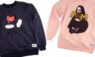 """PAM """"GOOD/BAD"""" Fall/Winter 2010 Collection Preview"""