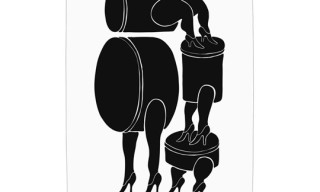 Yes, Yes, Yes Exhibition Print by Parra: The Drums