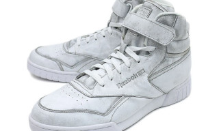 "Reebok Ex-O-Fit Plus Hi Vintage ""Dirty White"""