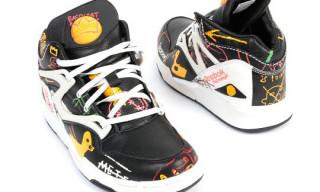 Basquiat x Reebok Pump Omni Lite