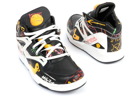 reebok pump basquiat for sale