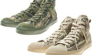 Rhythm Footwear Sandwich Hi Camo