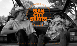 Slam City Skates Summer 2010 Lookbook