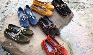 Sperry Authentic Original 2-Eye Boat Shoe Fall 2010