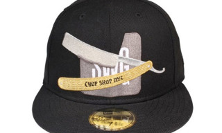 Swagger x Frank's Chop Shop New Era Fitted Cap
