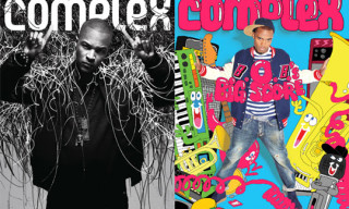 T.I. x Jose Parla | B.o.B. x REAS Cover Complex August/September 2010 Issue