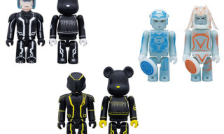 TRON: Legacy Kubrick & Be@rbrick 2-Pack Sets