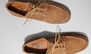 The Brothers Bray & Co x Sebago Work Shoe
