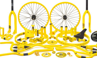The Shadow Conspiracy Matte Highlighter Yellow Bike Parts