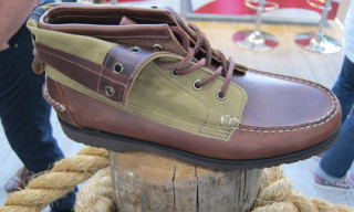 Bread & Butter Summer 2010 – VANE x Sebago Holiday 2010 Preview