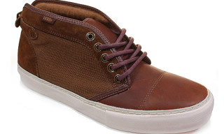 Vans Vault Chukka Buckleback LX Fall 2010 – Brown Colorway