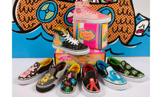 Vans x Yo Gabba Gabba! Collection Preview