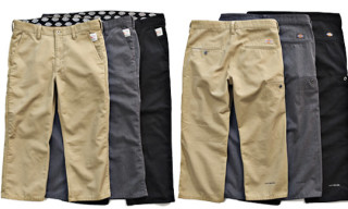 Victim x Dickies Cropped Chinos
