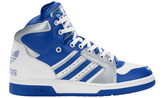adidas Originals by Orignals Jeremy Scott JS License Plate Leather