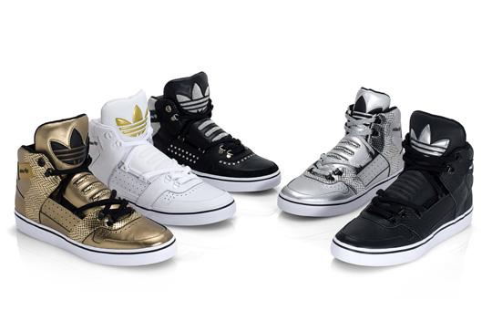 adidas originals hardland high shoes black with gold