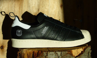 adidas Originals by Originals Kazuki x Luker by Neighborhood Superstar Fall/Winter 2010