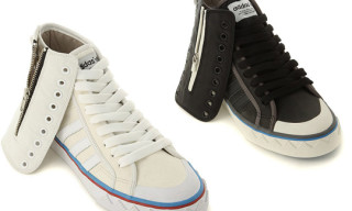 adidas Originals Nizza Hi OT Tech Pack Fall 2010