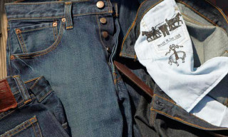 Levi Strauss for Brooks Brothers