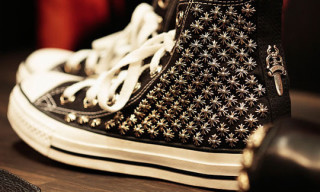 Chrome Hearts for Mapplethorpe Sneakers