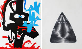 Barry McGee and Todd James Prints by Edition Copenhaguen