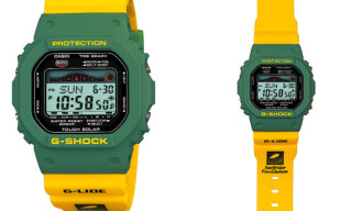 G-Shock x Surfrider Founation Summer 2010 Watch