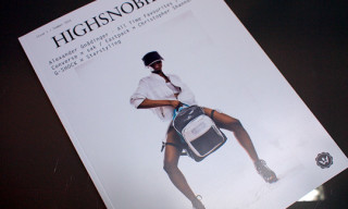 Highsnobiety Print Issue 1 Summer 2010 – The 80 Page Flyer