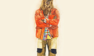 John Woo for Highsnobiety: Chewbacca with Outdoor Style