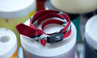 JvdF Tie Wrap Bracelets