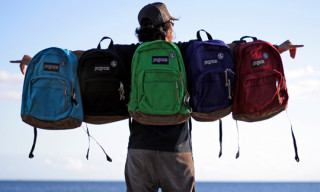"Kicks/Hi x JanSport ""Right Pack Program"""