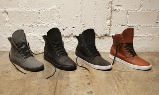 Kr3w Fall 2010 Footwear Collection