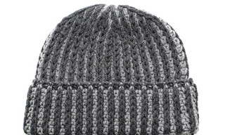 Martin Margiela Calbe Knit Beanies Fall/Winter 2010