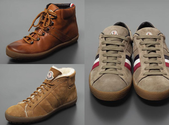 moncler footwear