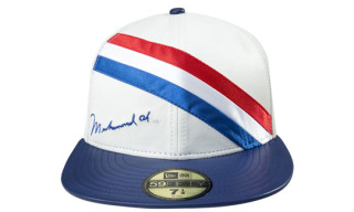 New Era x Muhammad Ali 'Capture The Flag' Fitted Cap