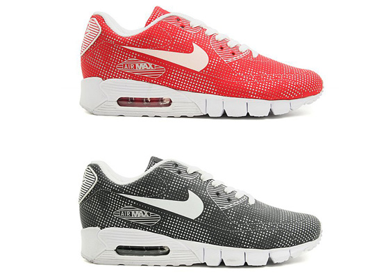 2016 Sneaker BasketBall Shoes Online UK Lowest Price Women\u0026#39;s Nike Air Max 90 Current Moire Trainers Dark Purple - Dark Blue - White [254] -