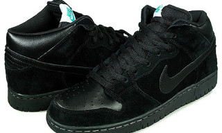 Nike Dunk Mid Premium SB Aquamarine Fall 2010