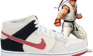 "Nike SB Dunk Mid ""Ryu"" Street Fighter Pack"