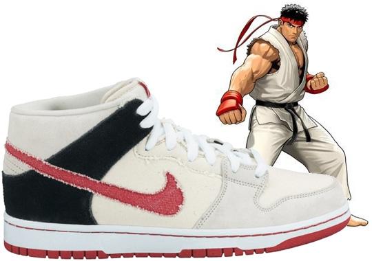 Nike Sb Mid Top