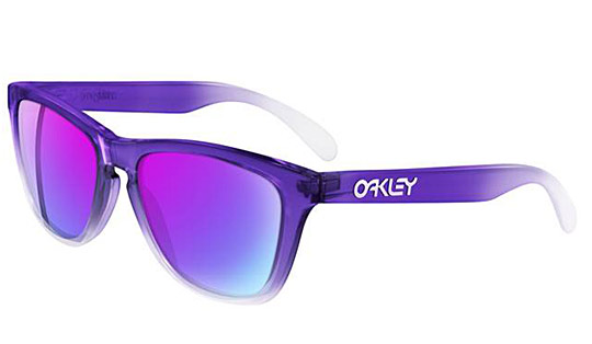 Oakley Frogskins Clear