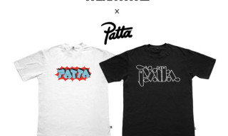 Patta x Machine T-Shirts
