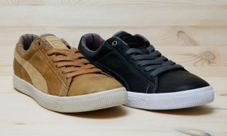 "Puma Clyde & Mid ""Workman"" Pack Fall 2010"