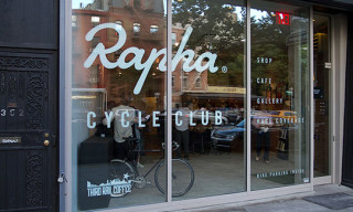 Rapha Cycle Club NYC Opens