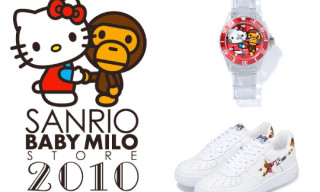 Sanrio Baby Milo Store August 2010 Announced