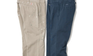 Sophnet x Dickies 874 Painted Chino Pants Fall/Winter 2010