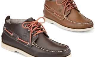 Sperry Topsider Authentic Original Workboot Chukka