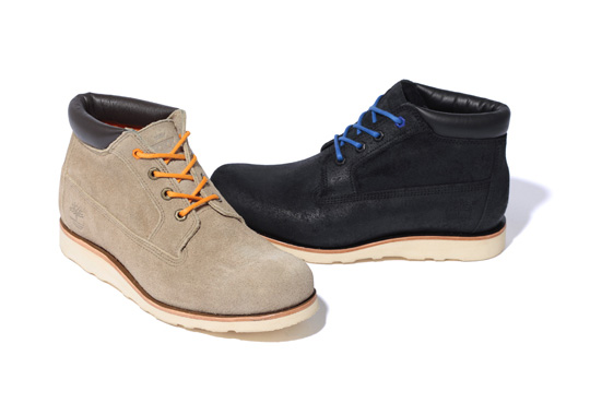 timberland chukka sneaker