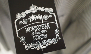 Bright Summer 2010 – Stussy x Dickies Collection Teaser