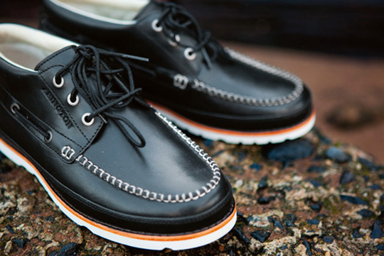 Timberland Abington Boat Deck Shoe | Highsnobiety