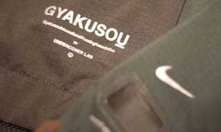 "Undercover by Nike ""GYAKUSOU"" Collection Teaser"