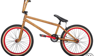 Rust Heap BMX Bike