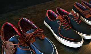 "Vans ""Canvas & Leather"" Pack – Zapato del Barco and Era"